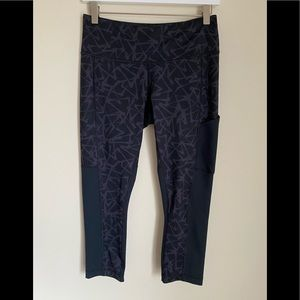 NWT Columbia side stash pocket crop leggings